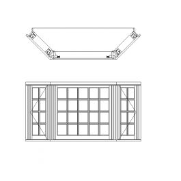 Armadio A Muro Dwg.Pin On Window Cad Blocks Window Cad Models