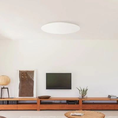 Yeelight Ylxd05yl White White Lampshade Smart Ceiling Lights Sale Price Reviews 天井 ライト Ledシーリングライト シーリングライト