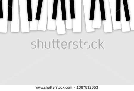 Piano Music Keyboard Background Illustration Keys Concert Musical White Abstract Jazz Clas Vintage Graphic Design Vintage Graphics Music Backgrounds
