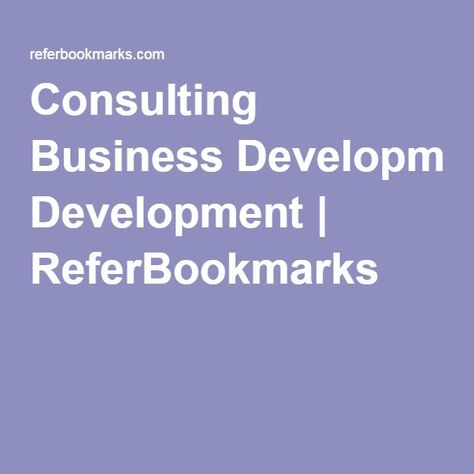 17 best Consulting Business Development images on Pinterest - business development job description