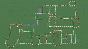 Grundriss Minecraft Villa Minecraft Bauplane Minecraft Und