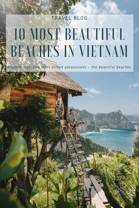 There are not many things more relaxing and healing than a beach holiday, aren't there? What are you waiting for? Pack your bags and come to Vietnam – one of the best coastlines in the world! #travel #vietnam #beach #beautif   -  #philippinesLanguage #philippinesPeople #philippinesWallpaper