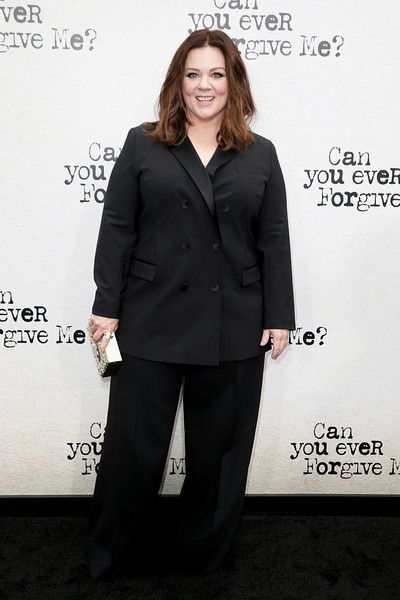 Melissa McCarthy during the 'Can You Ever Forgive Me?' New York Premiere at SVA Theater.