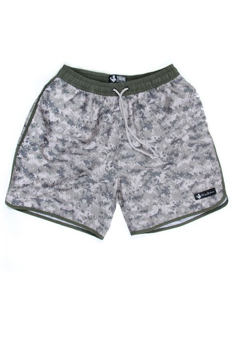 Mens Swim Trunks Ltaly Flag Eat The Earth Quick Dry Beach Board Shorts with Mesh Lining