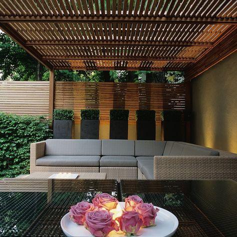 Luciano Giubilei & Landform Consultants - Summer house South Kensington