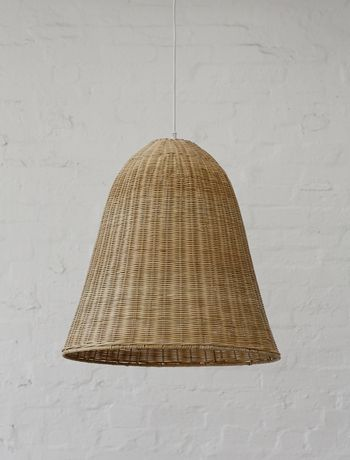 Large Rattan Pendant Light Shade Natural 60 x 60 $149 | Lighting | Pinterest | Rattan Pendant lighting and Pendants & Large Rattan Pendant Light Shade Natural 60 x 60 $149 | Lighting ... azcodes.com