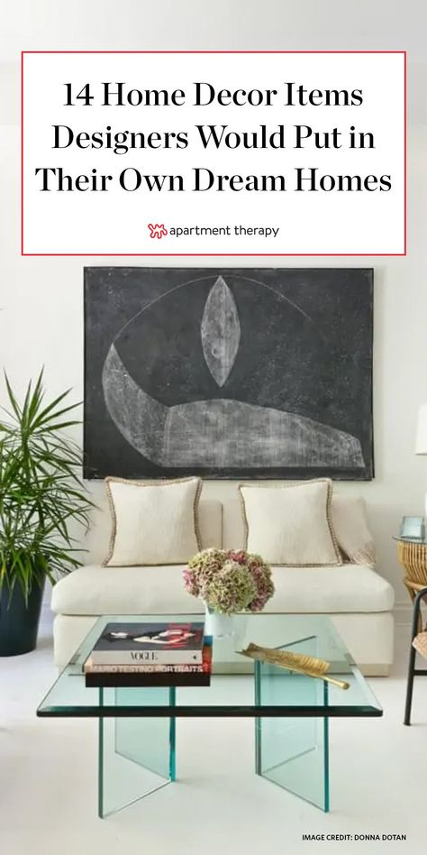Let's just say for a moment, however, that money is no object. What dream product would you bring into your home—no holds barred? I posed that question to some of my favorite interior designers, and their answers ranged from the surprisingly practical to the truly outlandish! Read on for their picks.
