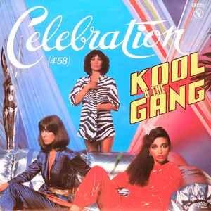 Song Of The Day Celebration Kool The Gang Karaoke Songs Songs Gang