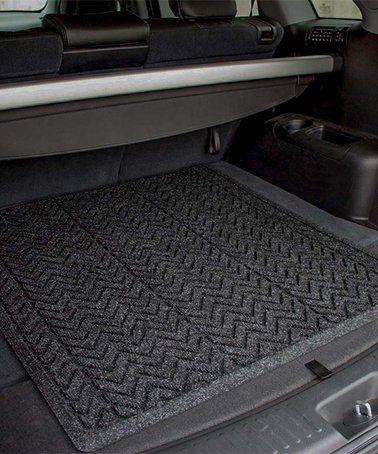 Loving This Charcoal Zigzag Waterhog Cargo Mat On Zulily Zulilyfinds Cargo Mat Mats Bungalow Flooring