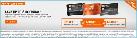 The 6 Secrets That You Shouldn't Know About Apply For Home Depot Credit Card   Apply For Home Depot Credit Card