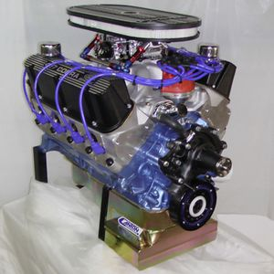 427W Crate Engine With 575 HP