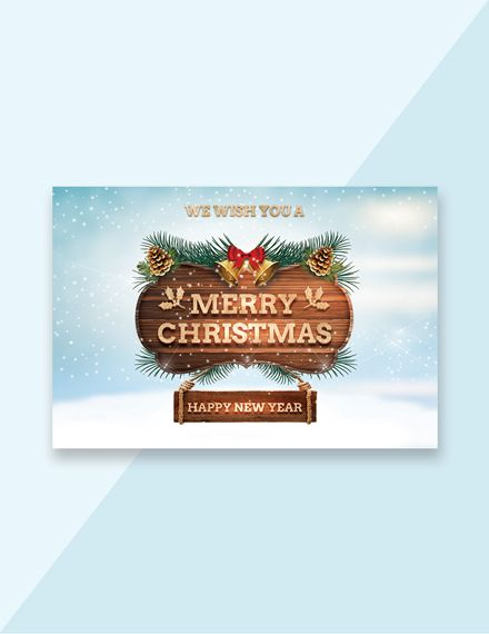 Sample Christmas Greeting Card Template Word Psd Apple Pages Publisher Greeting Card Template Christmas Greeting Card Template Free Greeting Card Templates