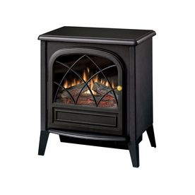 Dimplex 23 In W Black Wood Electric Stove For The Home
