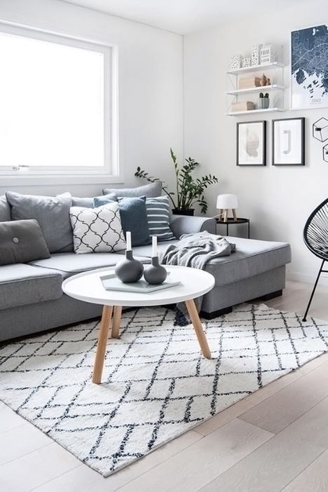 36 Cozy Living Room Ideas On A Budget In 2020 Small Living Room Decor Small Apartment Living Room Living Room Decor Apartment