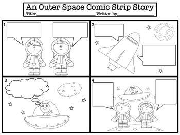 narrative comic strip template  Comic Strip Story Templates | Comic strips, Story template ...