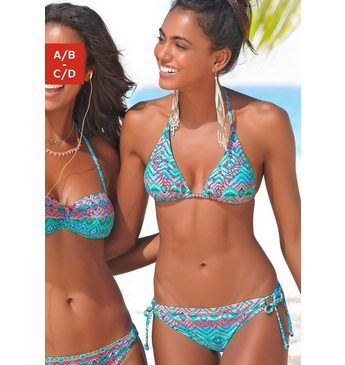 Venice Beach Damen Bandeau-Bikini