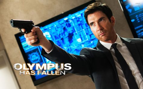 Mike Banning - Olympus Has Fallen wallpaper - Movie wallpapers - #18138
