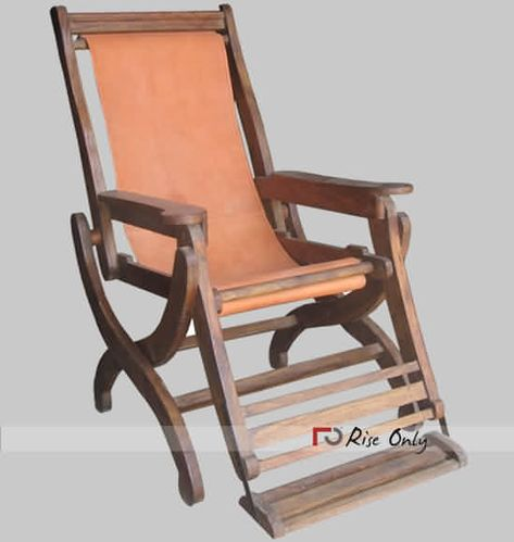 Comfortable Relax Leather Chair With Foot Rest Relaxing Chair Chair Rocking Chair