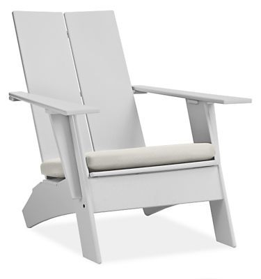 Emmet Chair With Cushion Modern Outdoor Chairs Chaises Modern Outdoor Furniture Room Board Modern Outdoor Furniture Modern Outdoor Lounge Outdoor Lounge Seating