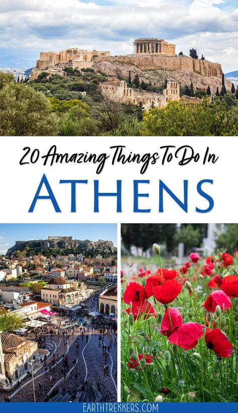 Best things to do in Athens Greece Acropolis Parthenon Acropolis Museum Plaka best views best rooftop bars where to eat and Mykonos Greece, Crete Greece, Athens Greece, Athens Acropolis, Athens Beach, Greece Photography, Travel Photography, Landscape Photography, Stuff To Do