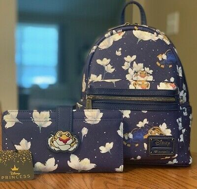 Loungefly Disney Stitch Poses Mini Backpack
