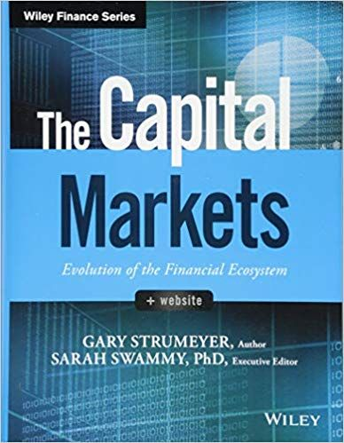 The Capital Markets Evolution Of The Financial Ecosystem 1st