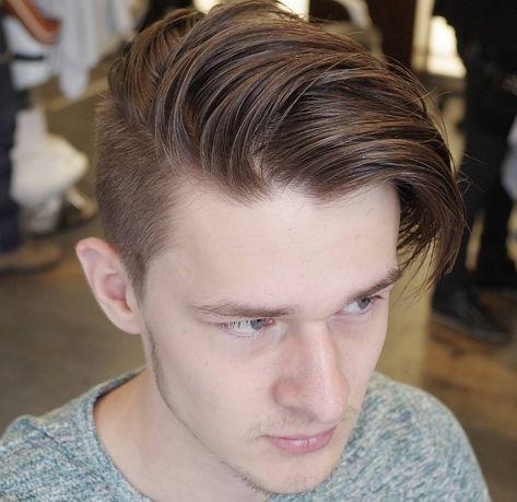 Frisuren sidecut jungen Undercut frisuren