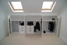 46 Super Ideas For Bedroom Attic Ideas Slanted Walls Shelves Attic Rooms Attic Design Small Attic Room Bedroom eaves storage ideas