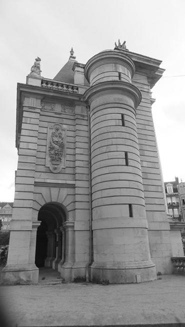 Porte De Paris Porte Paris Lille Ville Lille