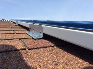 Need A Roof Look No Further Than Here Metal Roof Over Shingles Metal Roof Diy Metal Roof
