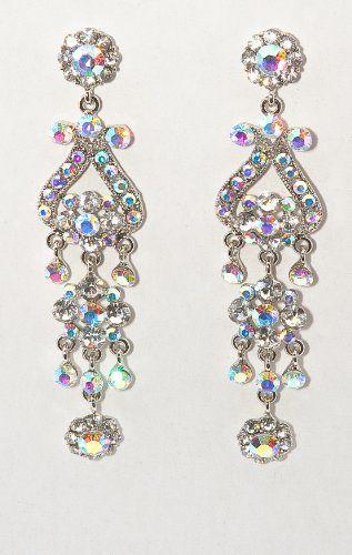 Kendra Scott Auden Statement Earrings, Iridescent in Gold ...