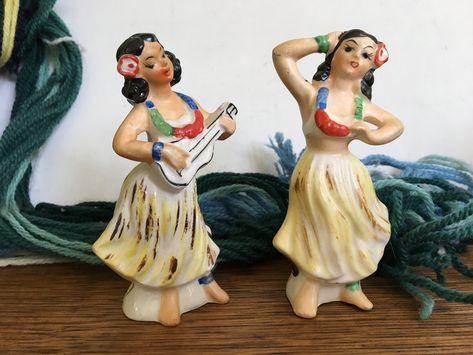 Hawaiian Hula Dancing Girl Ukulele High Quality Fully Embroidered Patch Iron-On