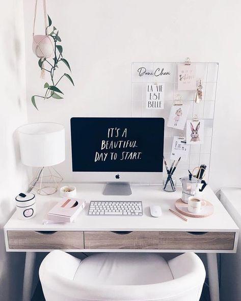 Trendy Home Office Quarto Diy Decor Ideas