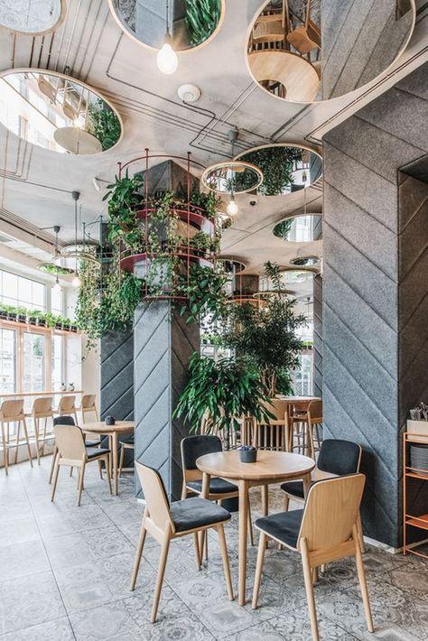 21 Epic & Successful Restaurant Interior Design Examples Around the World