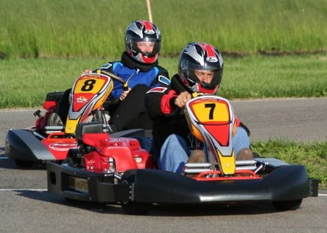 Next time you feel the need for speed, head to the #Oklahoma Motorsports Complex in Norman. It has one of the best go kart tracks in the country!