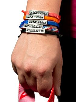 PACK LEADER bracelets, All proceeds will go to the Cesar Millan Foundation.   www.millanfoundation.org.