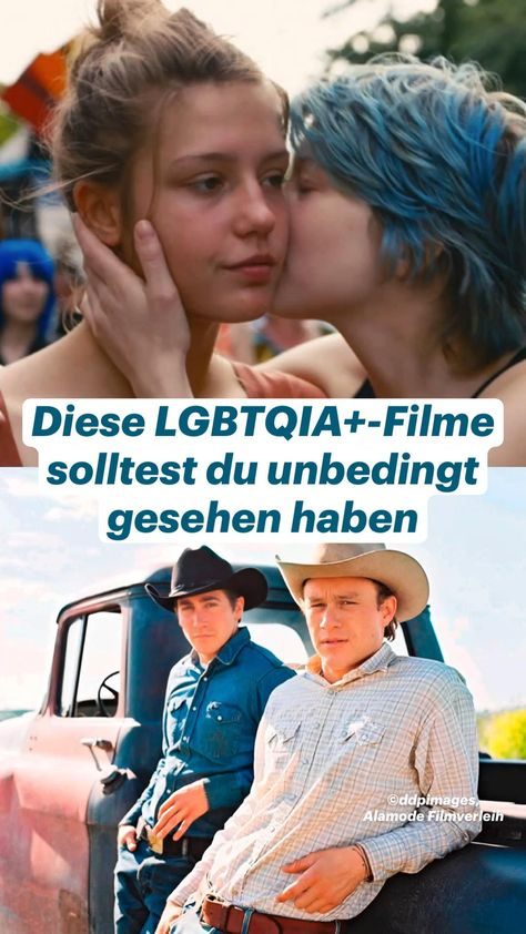 Diese LGBTQIA+-Filme solltest du unbedingt gesehen haben