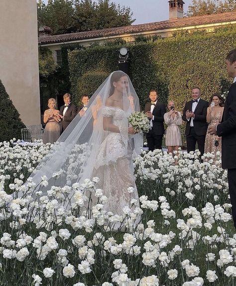 Wedding Goals, Wedding Planning, Wedding Day, Blue Wedding, Summer Wedding, Magical Wedding, French Wedding, Wedding Dreams, Garden Wedding