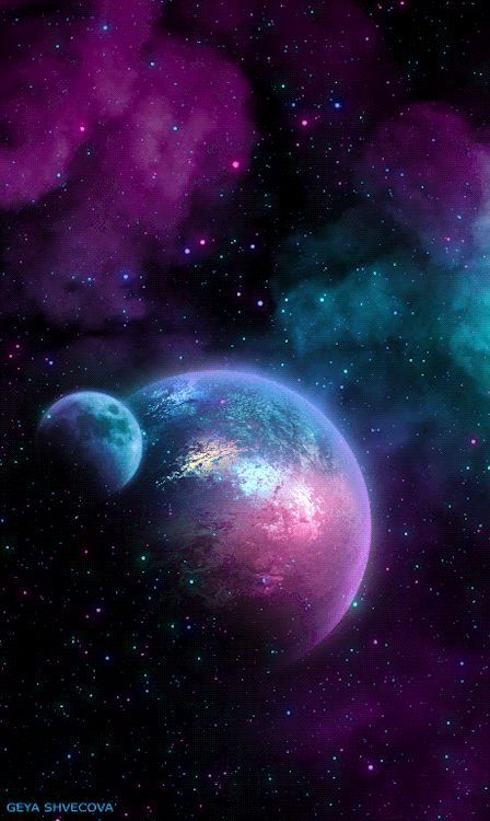 Space Aesthetic Space Galaxy Wallpaper Phone