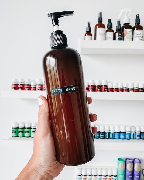 Dr Andrea Mcmaster On Instagram We Don T Get The Big Bottles Of