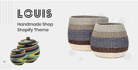 Louis — Handmade & Craft Shopify Theme | Stylelib