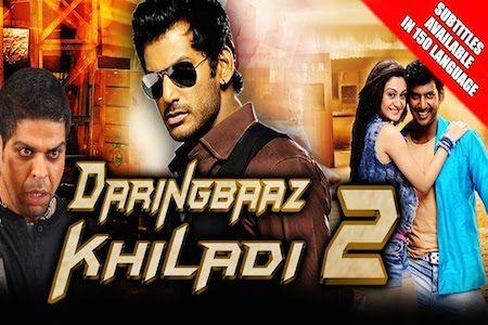 Daringbaaz Khiladi 2 2015 Hindi Dubbed Web Hdrip 480p 350mb Movie
