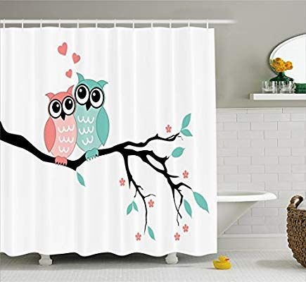 Amazon Com 4th Of July Shower Curtain By Ambesonne Vintage