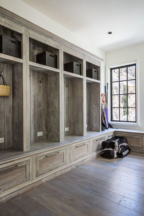 The 11 Best Mudrooms With Images Mudroom Design Mud Room Entry Built In Lockers