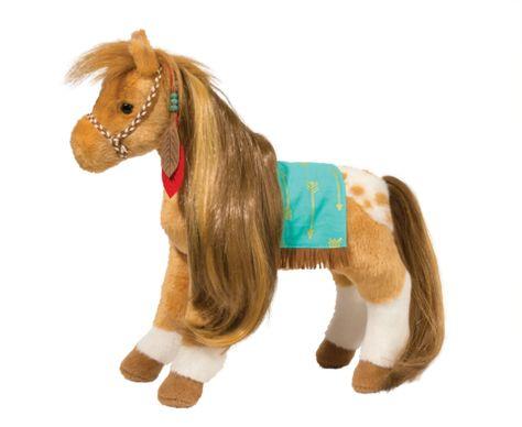 Douglas Toys Girls Toy Purse With Plushie Stuffed Toy Sloth Sassy Pet Sak New