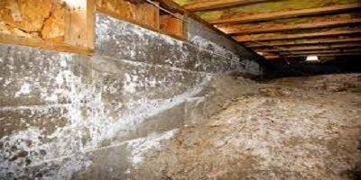 Fire And Water Damage Restoration In Conyers Georgia Crawl Space Repair Crawl Space Insulation Restoration