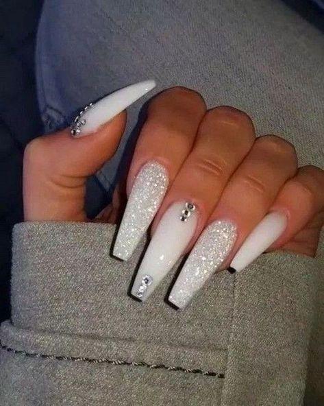 26 Beautiful Fall Nails Art Design for Career Women