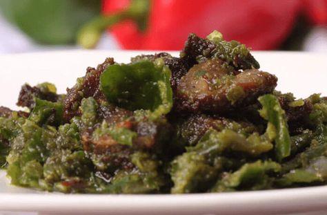 Resep Cara Membuat Daging Kambing Cabe Ijo Enak Pedas Daging Kambing Resep Masakan Indonesia Resep Masakan