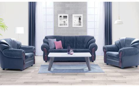 Kevin 3 1 1 Seater Sofas Living Room Damro Living Room Sofa Seater Seater Sofa