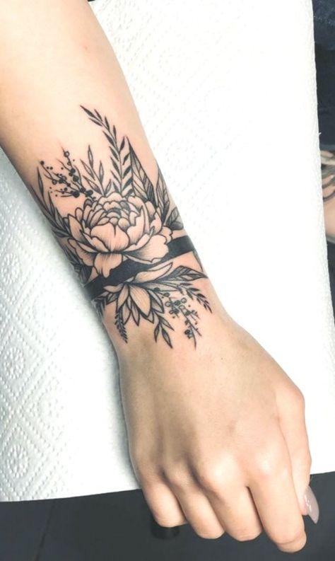 Handgelenk tattoo frauen 100+ kleine